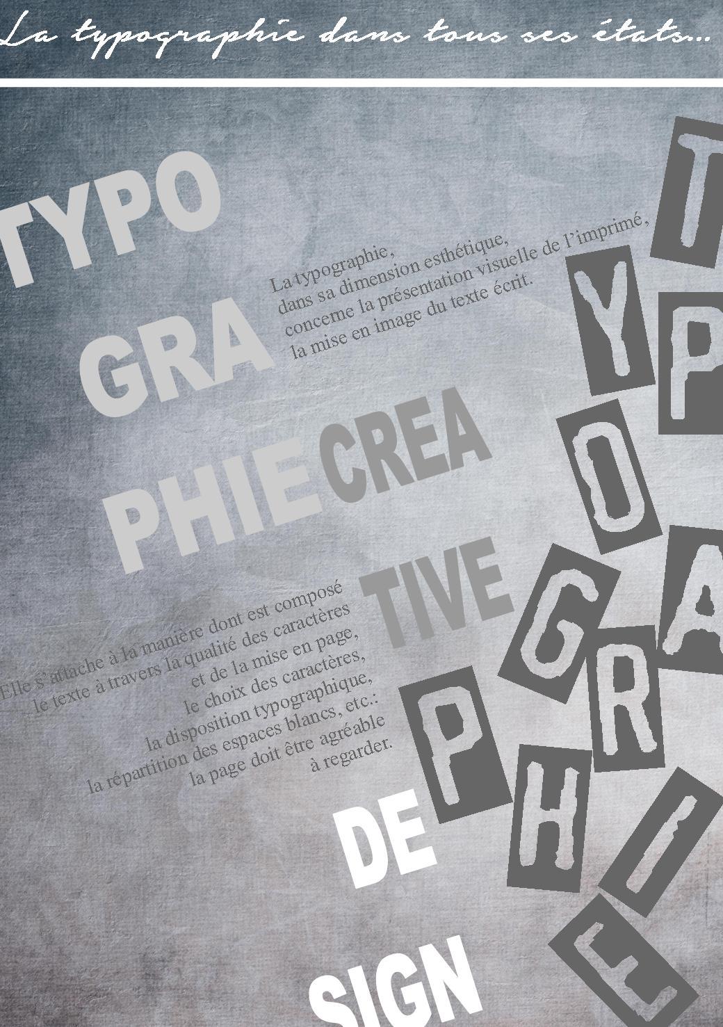 affiche-typographie