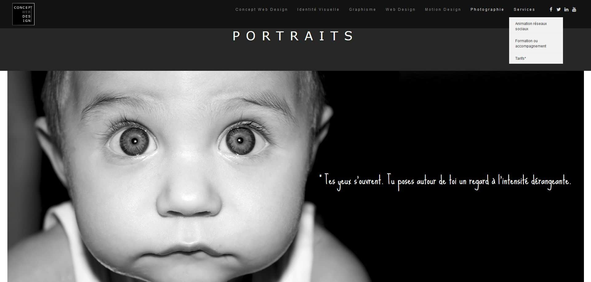 concept-web-design-photgraphe-portraits