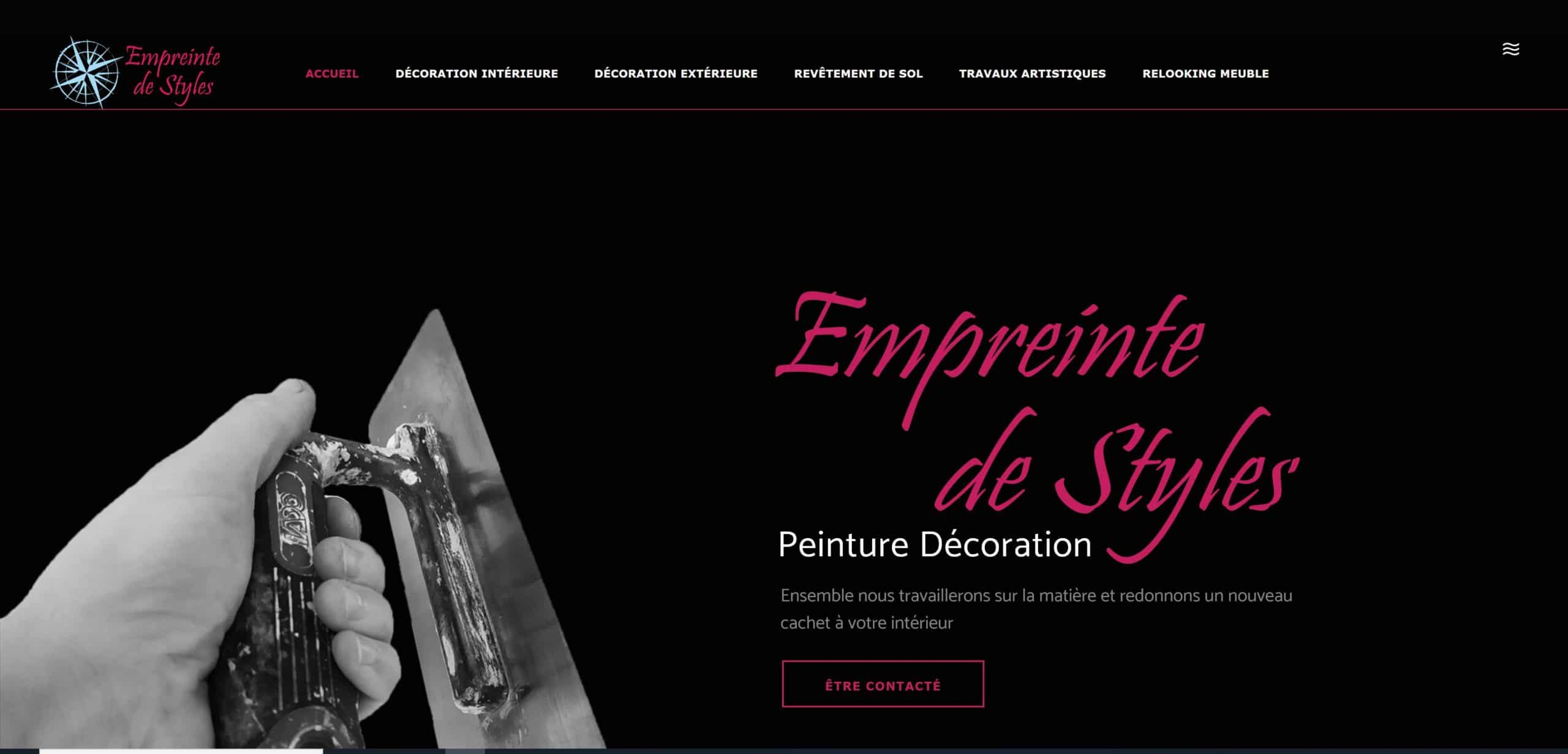 concept-web-design-creation-de-site-empreinte-de-styles